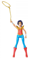 DC Super Hero Girls: Hero Action Wonder Woman - Action Figure
